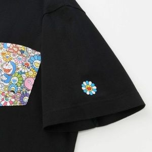 LIMITED EDITION Murakami x Uniqlo x Doraemon Tee